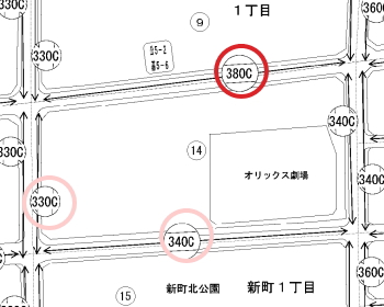大阪ひびきの町 ザ・サンクタスタワー