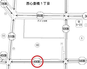クリスタルエグゼ心斎橋