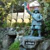 大阪の歴史的建造物は目立たない